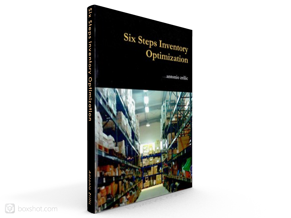 Six Steps Inventory Optimization